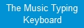 The music typing keyboard