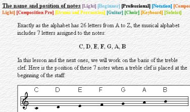 Pizzicato Choir Music Notation Software For The Choir