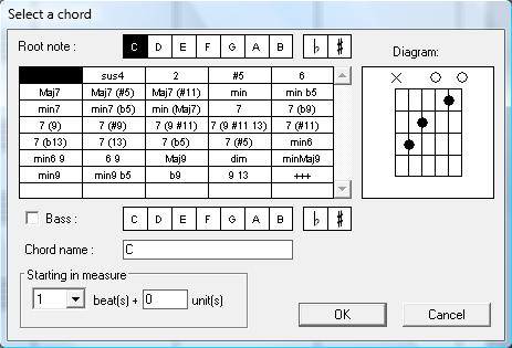 Guitar Chord Software Images Guitar Chord Chart With Finger Position